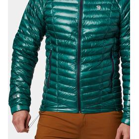 Mountain Hardwear M's Ghost Whisperer Hooded Down Jacket Dive